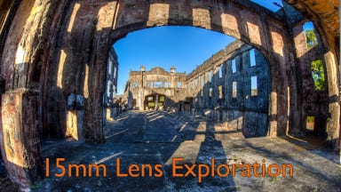 Sigma 15mm f/2.8 Fisheye Lens Exploration