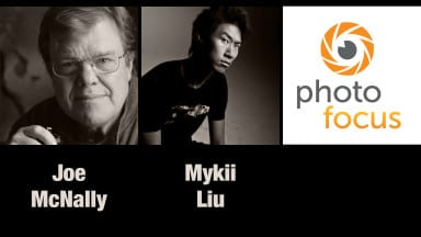 Joe McNally & Mykii Liu | Photofocus Podcast 9/15/14