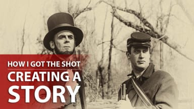 Building a Story : How I Got the Shot