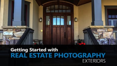 Getting Started with Real Estate Photography – Exteriors