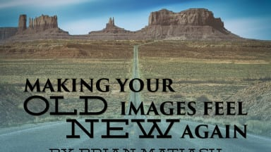 Making Your Old Images Feel New Again