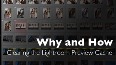 Speed Up Lightroom by Clearing Previews | The Why and the How!