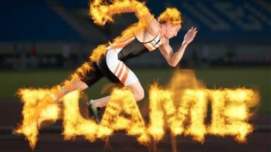 Photoshop's Flame Generator