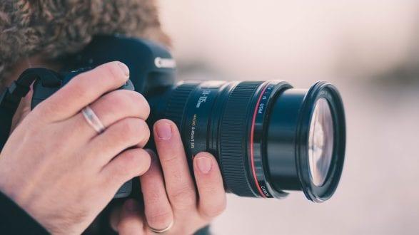 hold-camera