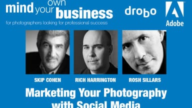 Free Workshop Today: Marketing Your Photography with Social Media (with Rosh Sillars)