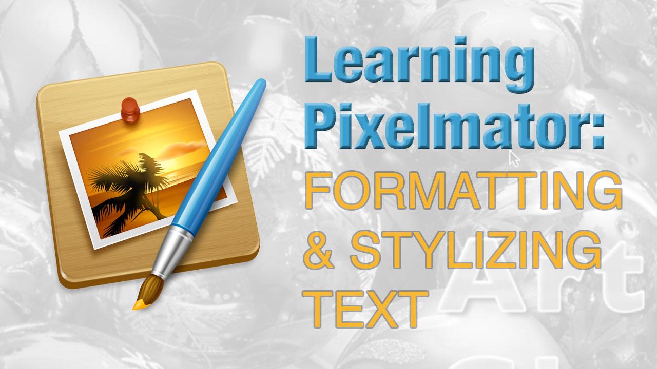 PixelmatorText