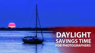 What Does Daylight Savings Time Mean for Photographers?