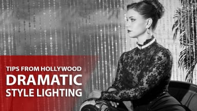 Dramatic Lighting | Tips from Hollywood