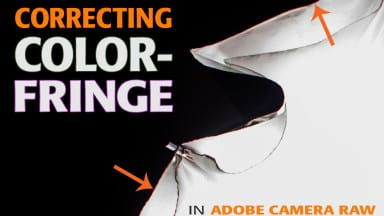 Correcting Color-Fringe in Adobe Camera Raw