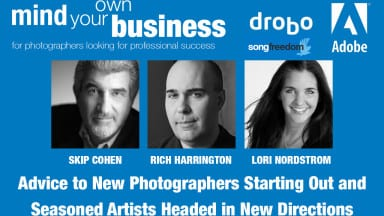 Looking to Succeed in the Photo Biz?  Don't Miss This Free Event