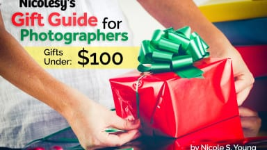 Ten Gifts for Photographers Under $100