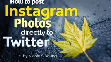 How to Post Instagram Photos Directly to Twitter