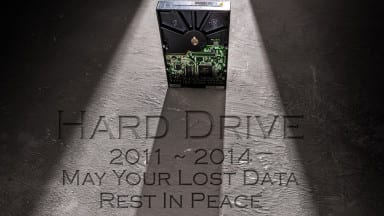 All Hard Drives Will Die