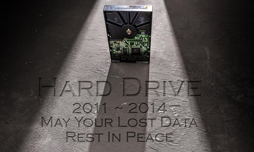 2415-Hard Drives