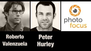 Roberto Valenzuela & Peter Hurley | Photofocus Podcast 12/5/14