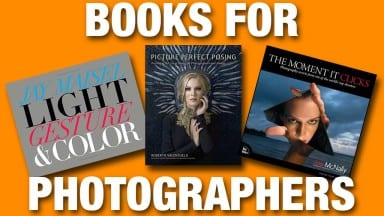 Three Tremendous Photography Books That Would Make Great Holiday Gifts
