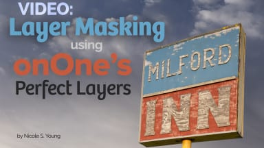 The New Masking Features in onOne's Perfect Photo Suite 9