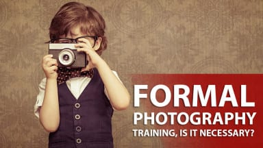 Is Formal Photography Training Necessary?