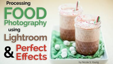 Processing Food Photography Using Lightroom & onOne Software