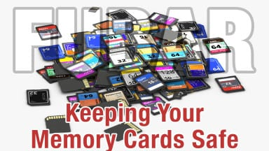 Digital Camera Basics – 10 Tips For Keeping Your Memory Cards From Becoming FUBAR
