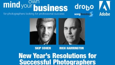 Mind Your Own Business: New Year's Resolutions for Successful Photographers