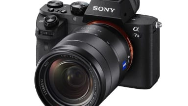 A First Look Video at the new Sony a7II