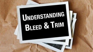 Understanding Bleed and Trim Factor With Your Prints
