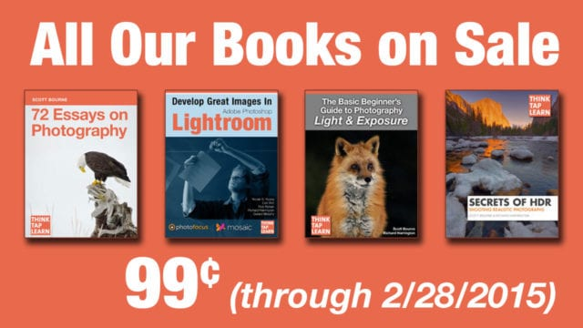 All Our Books are On Sale for 99¢