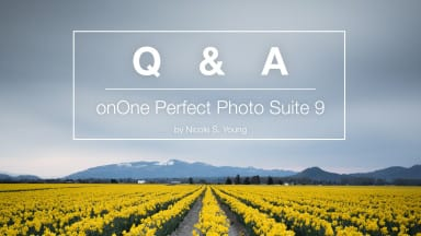 Q&A: onOne's Perfect Photo Suite 9