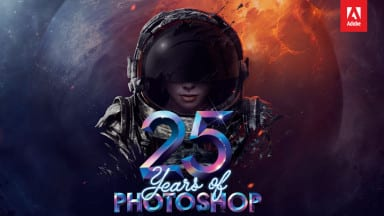 A Timeline of 25 Years of Photoshop
