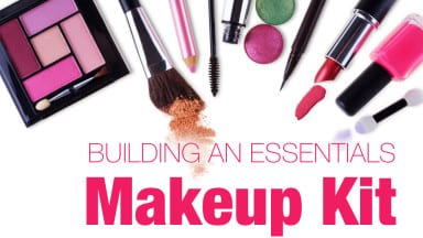 Building an Essentials Makeup Kit