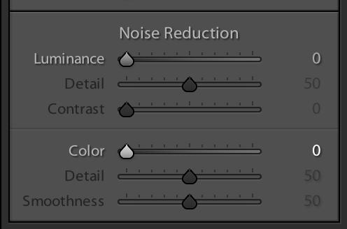 NoiseReductionPanel