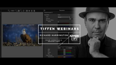 Free Webinar on Color Correcting & Grading Video