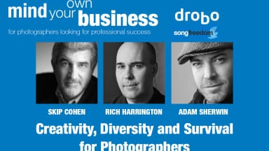 Mind Your Own Business — Creativity, Diversity and Survival for Photographers