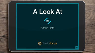 Adobe Slate – An Overview