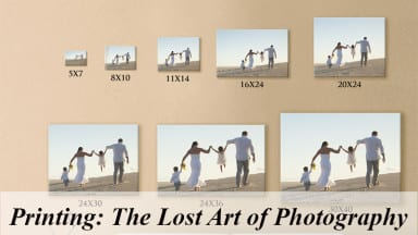 Printing is the Lost Art of Photography