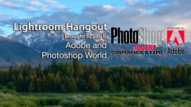 Lightroom Hangout: Brushable Gradients and Other Local Magic with Colin Smith