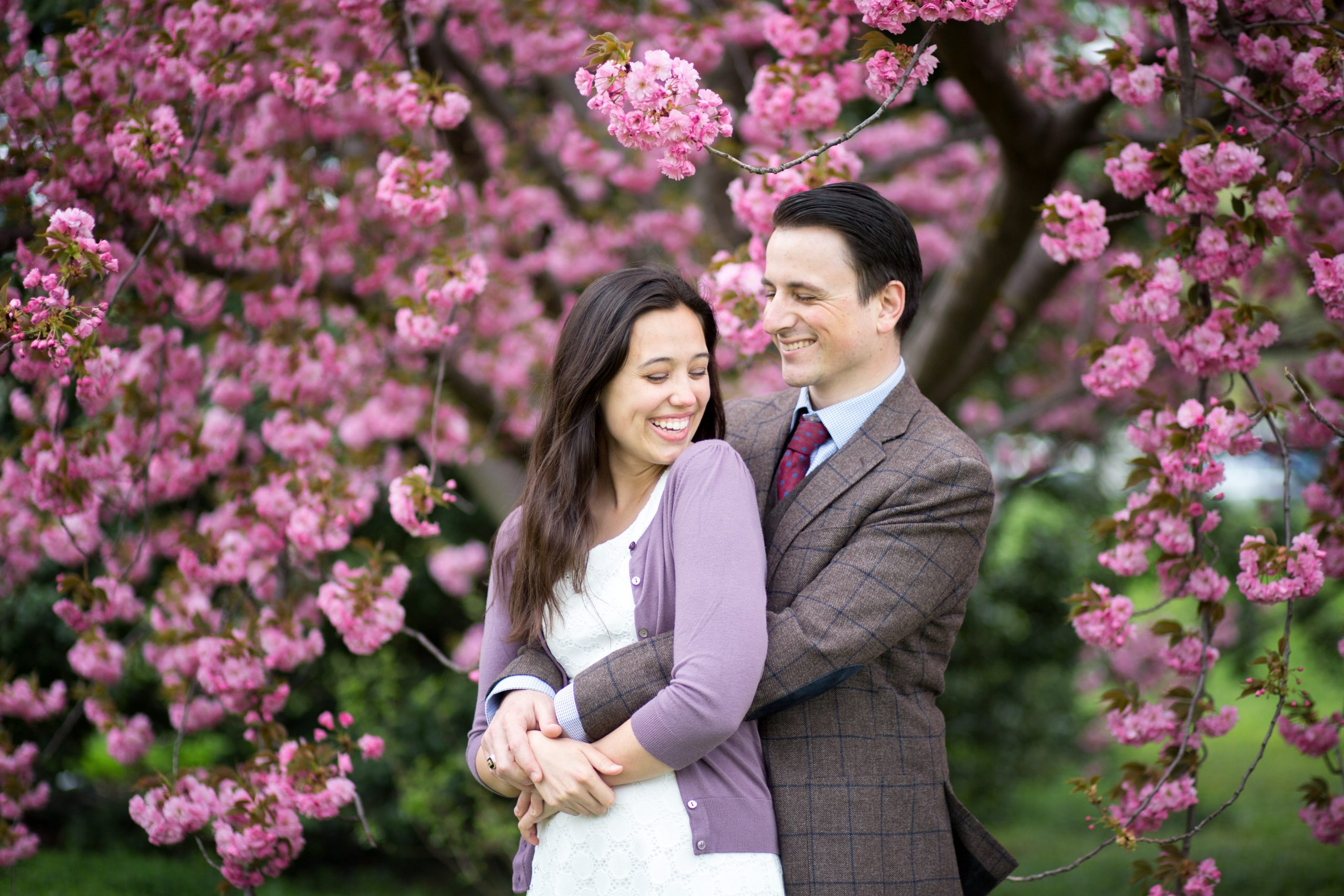Lovesome Photography cherry blossom photos