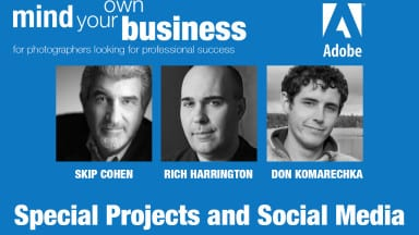 Mind Your Own Business — Special Projects and Social Media with Don Komarechka
