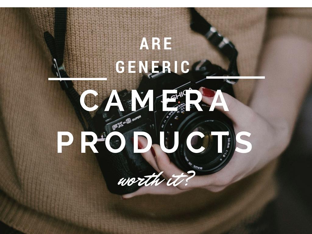 Are Generic Camera