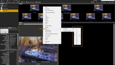 Preview Time-Lapse Footage with Ease in Bridge CC