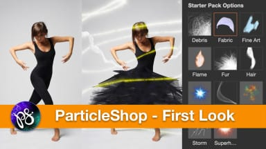 ParticleShop – First Look