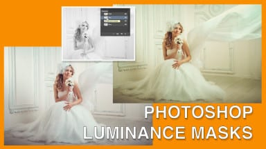 Photoshop Luminance Masks