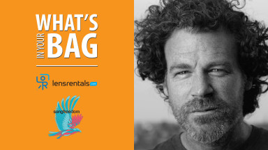 Traveling with Gear | Peter Hurley – What's in Your Bag