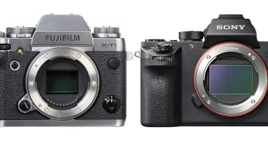 15 Points Of Comparison Between The Sony A7r II & The Fuji X-T1