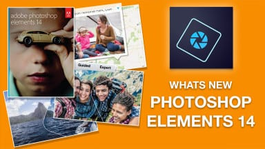 Whats New in Photoshop Elements 14