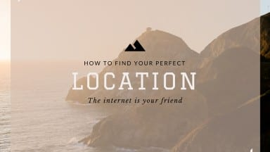 How to Find Your Perfect Location for a Photo Shoot?