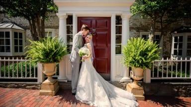 Battling Bright Light at Weddings