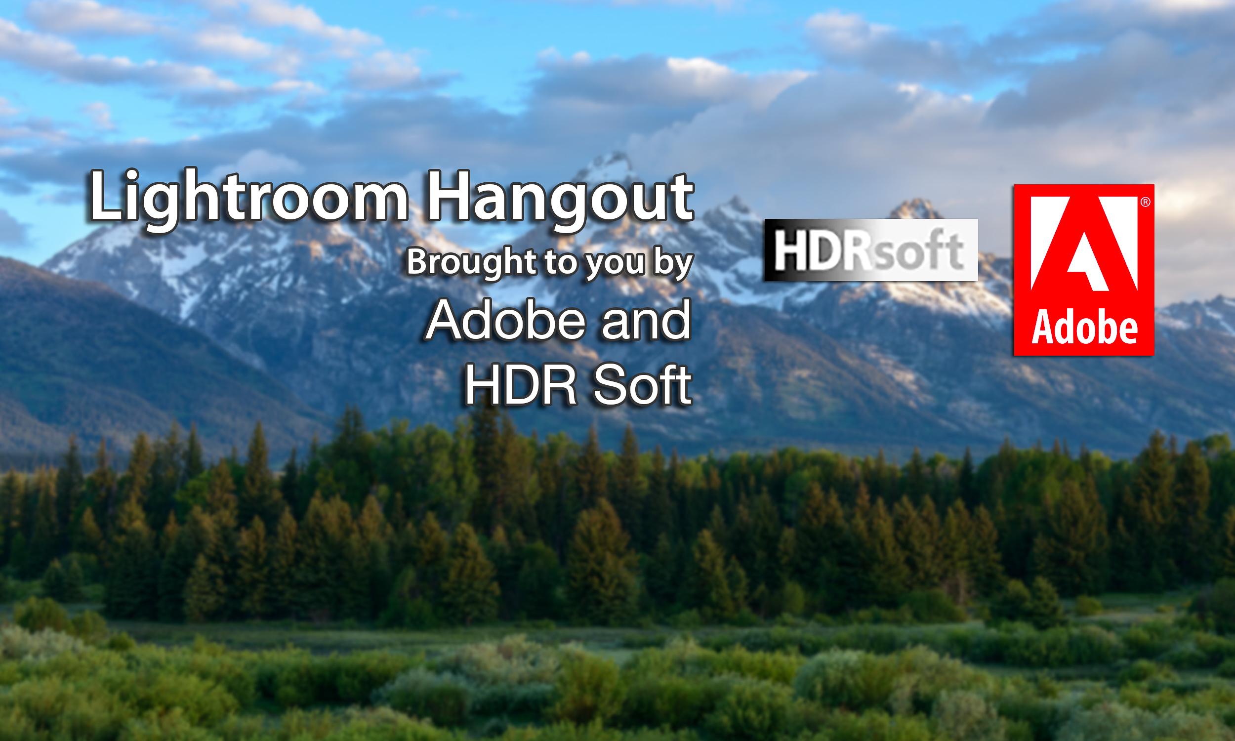 LightroomHangoutAdobeHDR-1