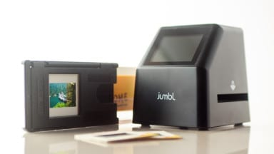 Review – Digitally Converting Slides and Negatives with Jumbl